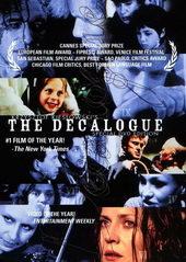 Афиша к фильму Декалог (1988)