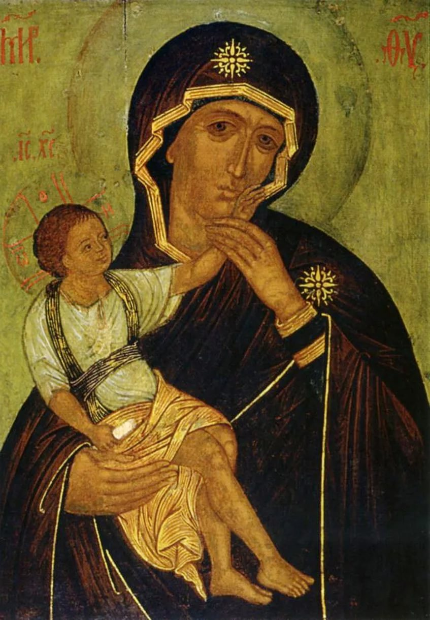"""Икона """"Отрада и утешение"""": как молиться, в чем помогает"""
