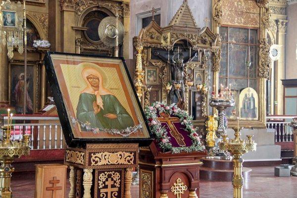 В чем помогает икона Матроны Московской