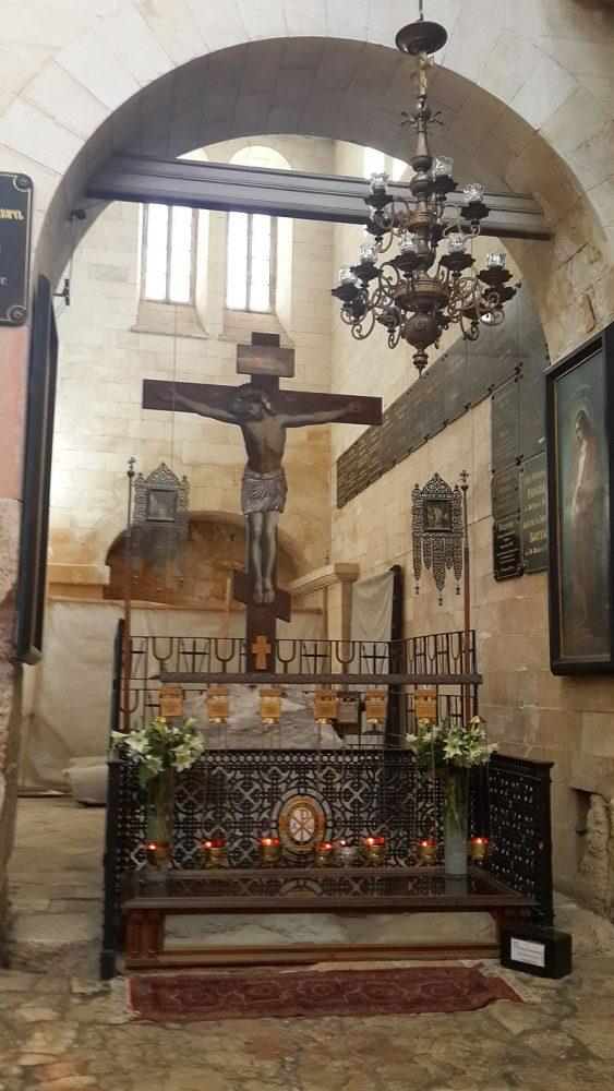 Порог Судных ворот. Это православная святыня, которую отыскали благодаря работе Антонина Капустина