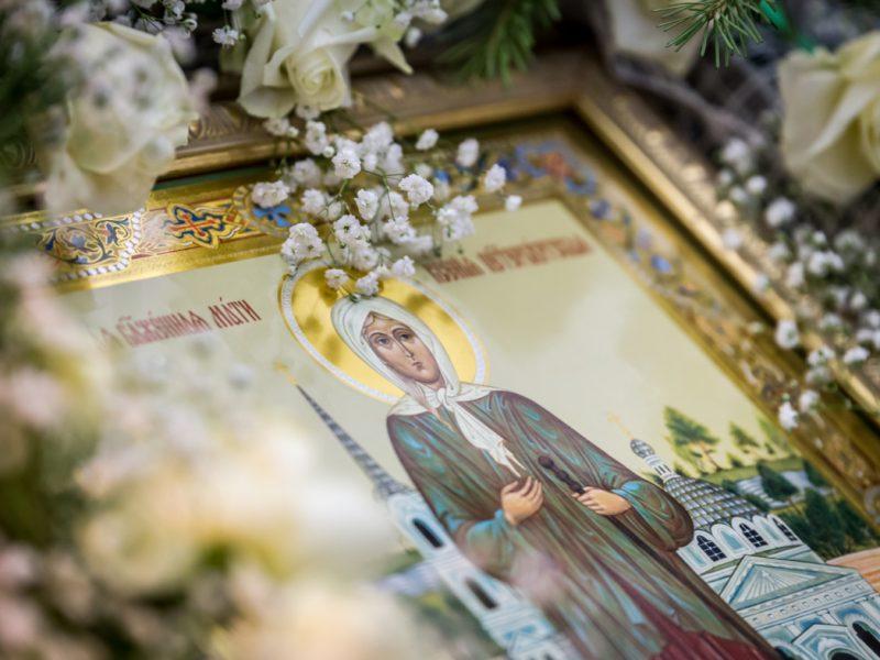 Молитва о жилье Спиридону Тримифунтскому