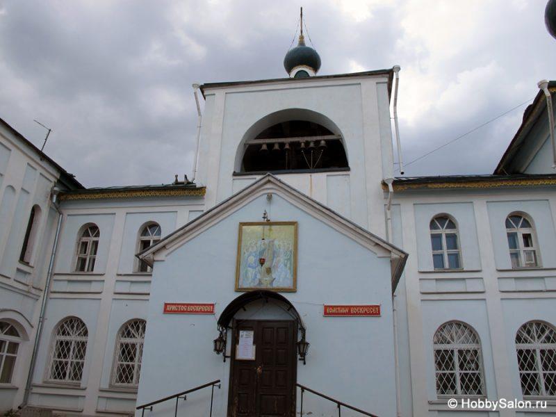Церковь Иоанна Кронштадтского в Казани