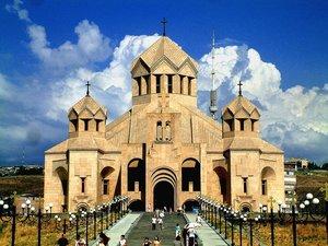 История армянской церкви