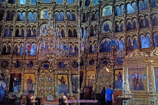 Иконостас Петропавловского собора, Казань