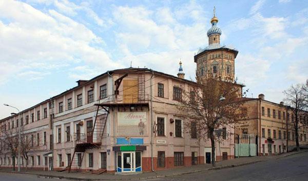 Дом купца Михляева, Казань