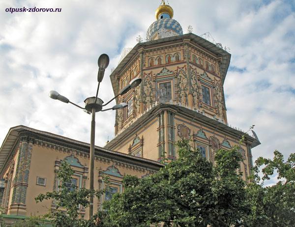 Казанская Петропавловская церковь