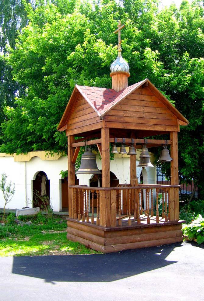 Казанский женский монастырь в Ярославле