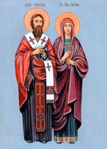 Молитва Киприану и Устинье от колдовства: полная версия