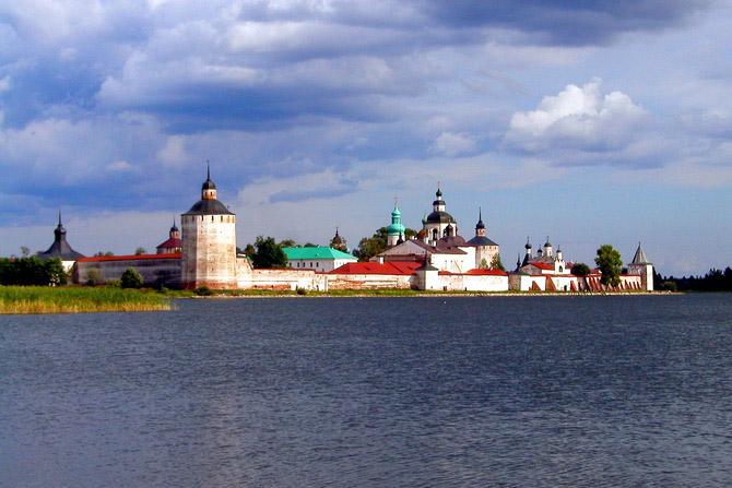 Самые известные монастыри России, Кирилло-Белозерский монастырь