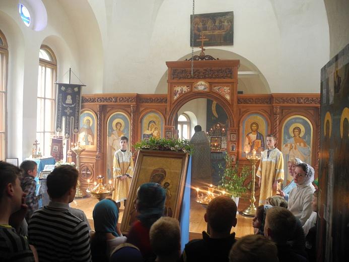 Православный детский лагерь Коневец