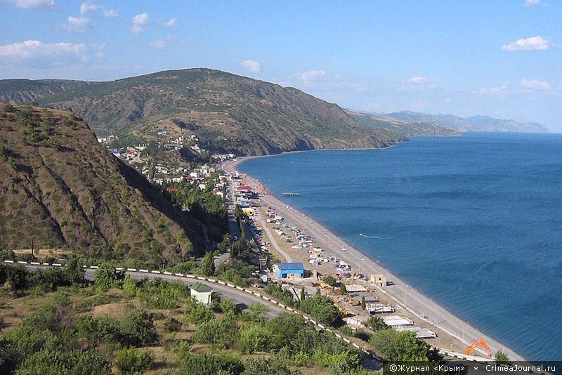 Православный лагерь в Крыму