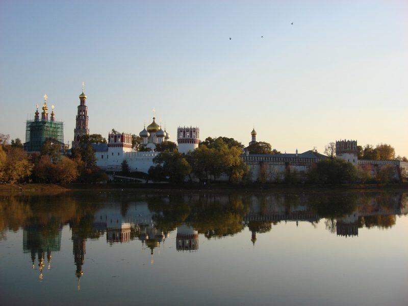 Святые места России: Новодевичий монастырь