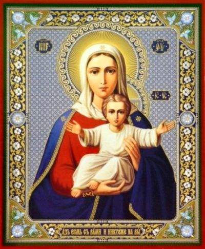леушинская икона божией матери
