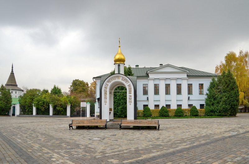 монастыри Москвы - Свято-Данилов монастырь