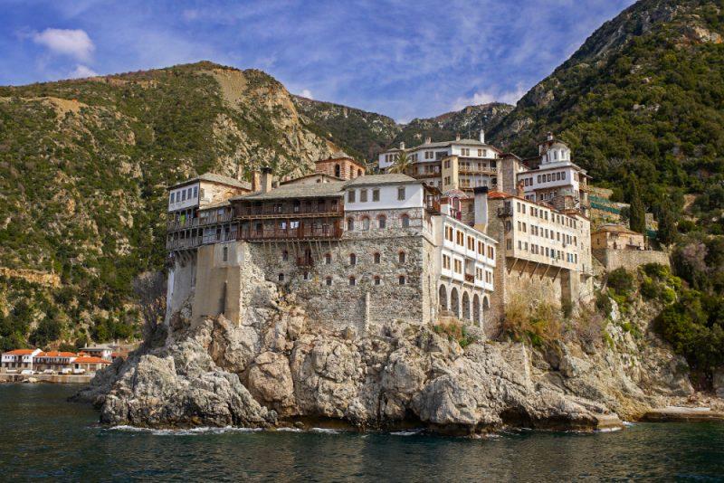 Афон, Греция: обзор Святой Горы Афон от «Grekomania»