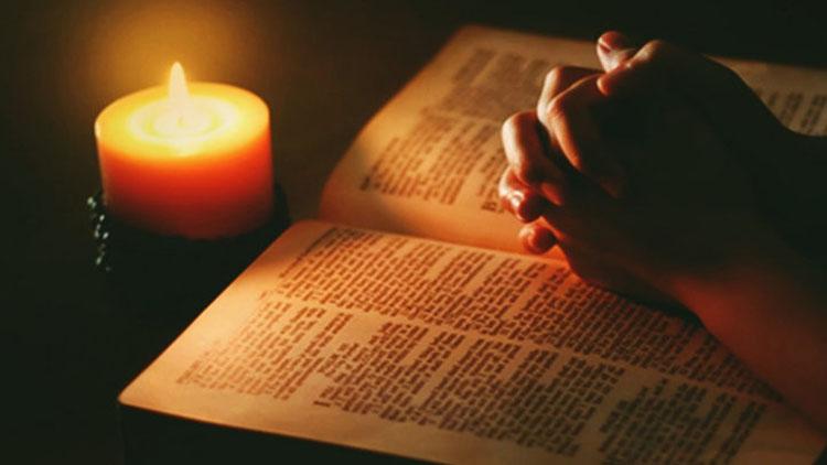 Православная молитва на ночь перед сном