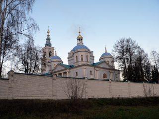 Деденево, Спасо-Влахернский женский монастырь