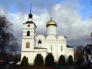 Дмитров, Борисоглебский мужской монастырь