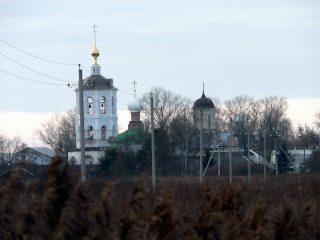 Поселок Луговой, Николо-Пешношский монастырь