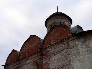 Николо-Пешношский монастырь в Луговом, собор Николая Чудотворца