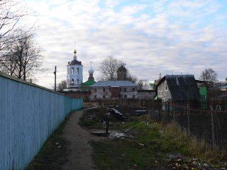 Николо-Пешношский монастырь в Луговом