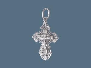 нательный крестик православной веры