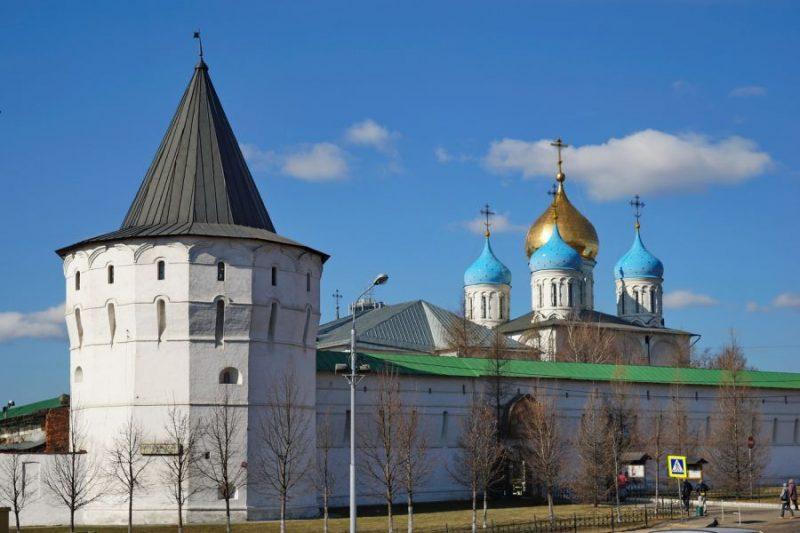 Фотография Новоспасский монастырь