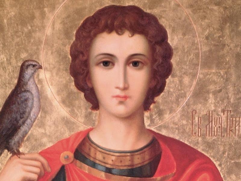 Особенности иконы Трифона