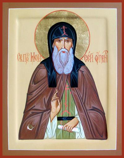 Преподобный Моисей Угрин