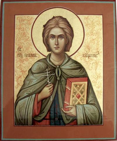 Преподобный Иоанн Кущник