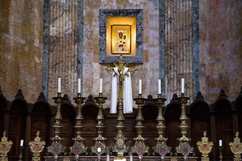 Дева Мария. Молитвы