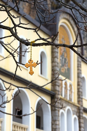 детям о православном кресте