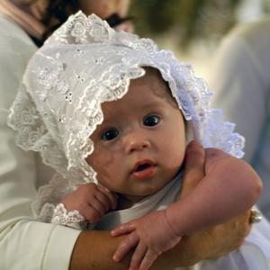Православное крещение ребенка