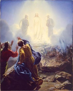 Преображение Господне на горе Фавор