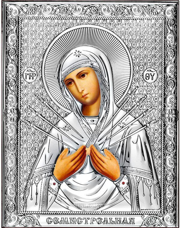 Молитва Божьей Матери - Умягчение злых сердец