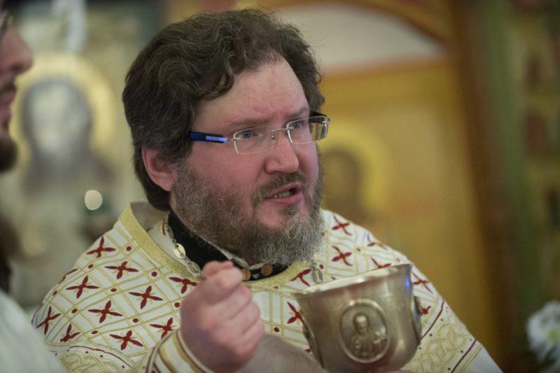 священник александр абрамов