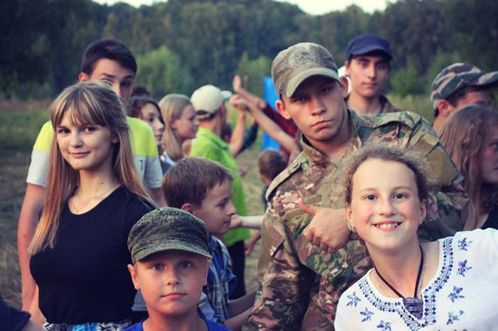 Православный лагерь Рекрут