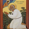 преподобный Серафим Саровский икона 7
