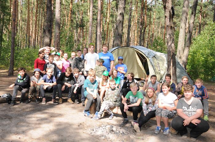 Детский православный лагерь Символик