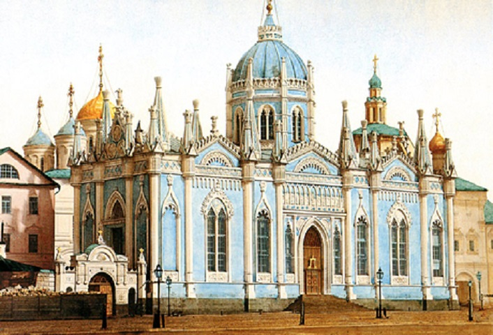 вознесенский собор и монастырь