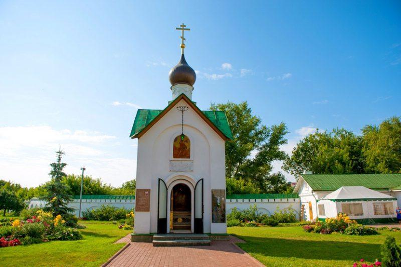 Самые известные монастыри России, Спасо-Преображенский мужской монастырь