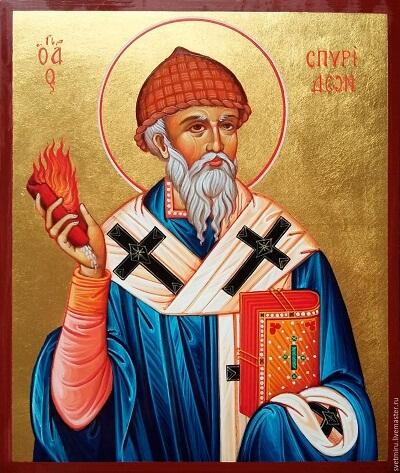 Молитва Спиридону Тримифунтскому о деньгах, о благополучии