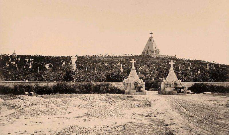 Историческое фото Свято Никольский Храм