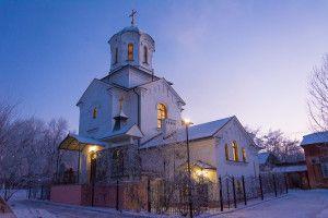 церковь в честь Вонифатия