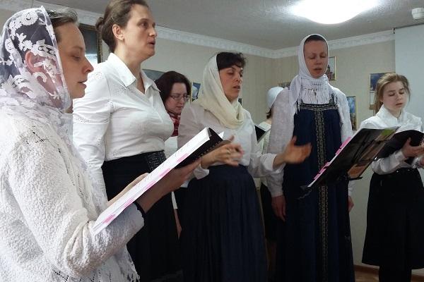Школа византийского песнопения
