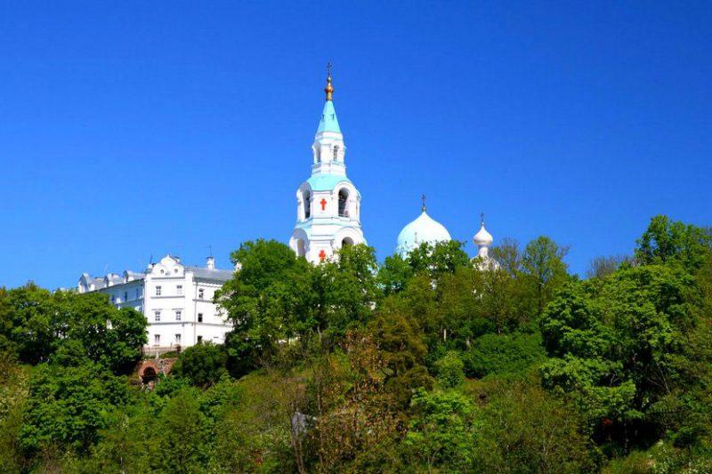 Самые известные монастыри России, Валаамский монастырь